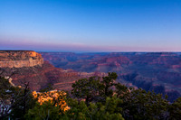 Morning Colors at Yaki Point