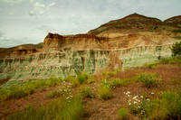 Sheep Rock Unit of the John Day Fossil Beds