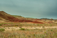 Painted Hills prairie