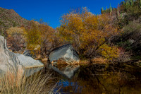 Sabino Canyon - Boulder Pool