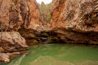 Bartolo Canyon - Secret Pool